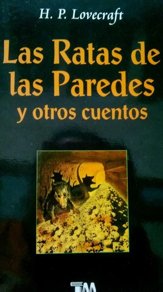 Las Ratas De Las Paredes, De H.p. Lovecraft, Libro Nuevo