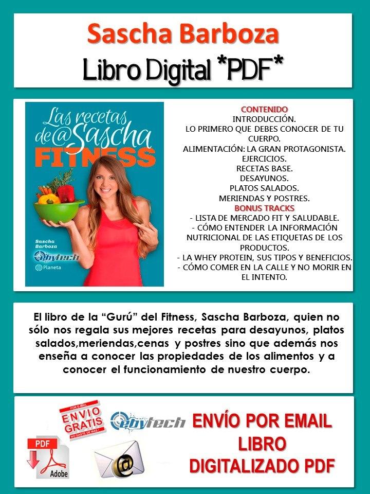 Las recetas de sascha fitness pdf ebook best deal images free las recetas de sascha fitness pdf digital alta calidad image us las recetas de sascha fitness fandeluxe Gallery