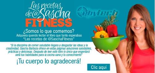las recetas de sascha fitness pdf digital alta calidad image