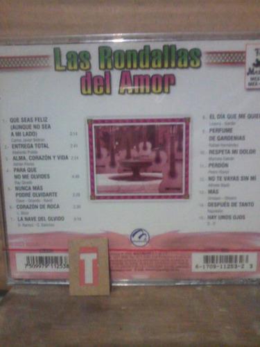 las rondallas del amor. cd.