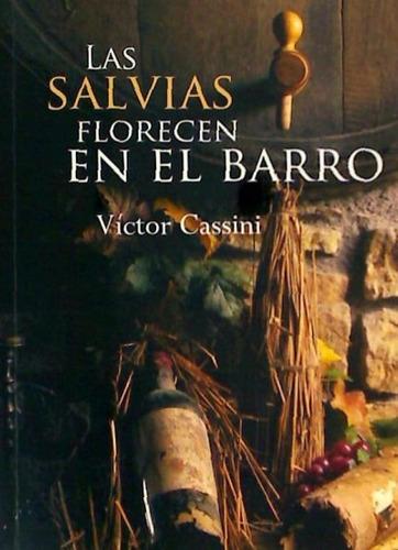 las salvias florecen en el barro(libro )