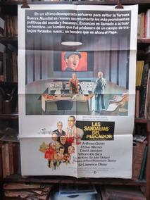 Original Cine Sandalias PescadorAfiche Del Las PXknw8O0N
