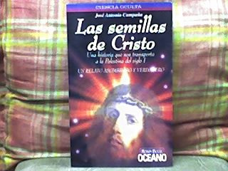 las semillas de cristo-j,a, campaña-robin book oceano