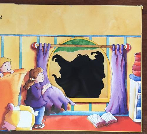 las sombras mágicas- un libro escalofriante que no da miedo.