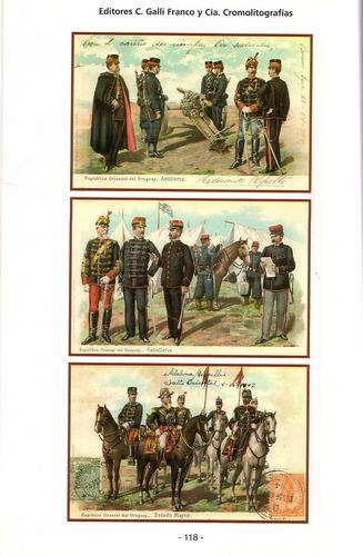 las tarjetas postales de c.galli franco y cia  - montevideo
