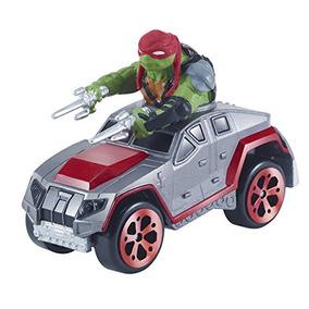 Las Tortugas Ninja T Maquinas Pelicula 2 Rafael En Vehiculo