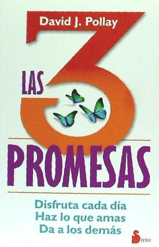 las tres promesas(libro )