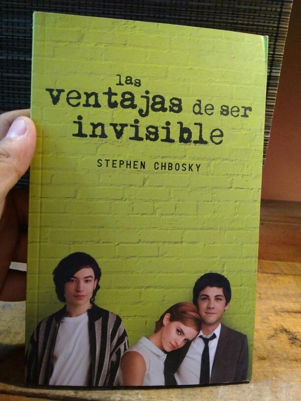 las ventajas de ser un marginado libro en español pdf