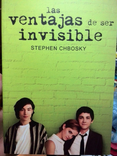 las ventajas de ser invisible stephen chbosky libro economic