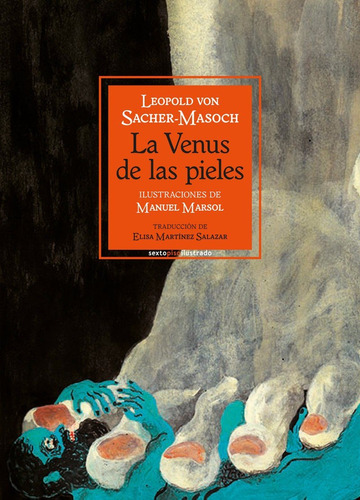 Las Venus De Las Pieles -leopold Von Sacher Masoch