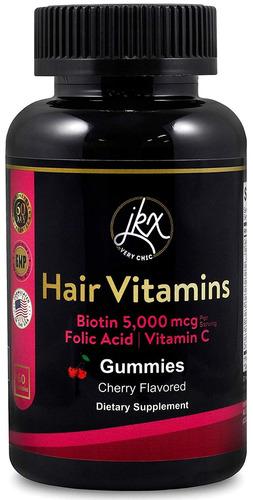 las vitaminas del crecimiento del pelo con aceite de c...