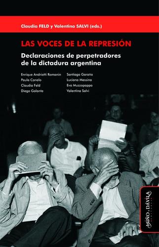 las voces de la represión