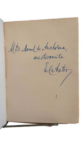 lascano, victor - tournée diplomática. ed. alfa, 1939