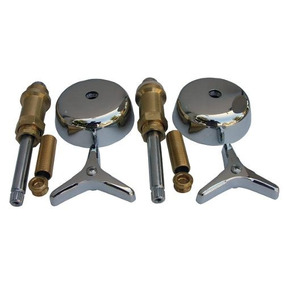1//2 x 3//8 Copper O.D Polished Brass 1//2 x 3//8 Standard Plumbing Supply Compression Extension Valve Kit with 3//8 O.D x 12 Supply Tube Jaclo 5826-71-PB Nom