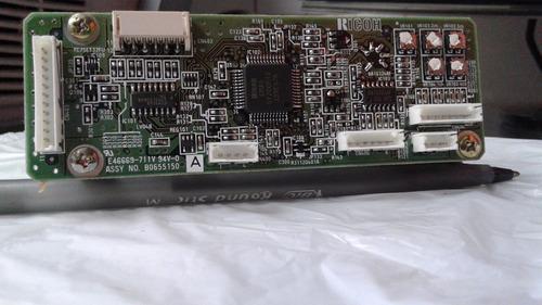 laser aficio 1075