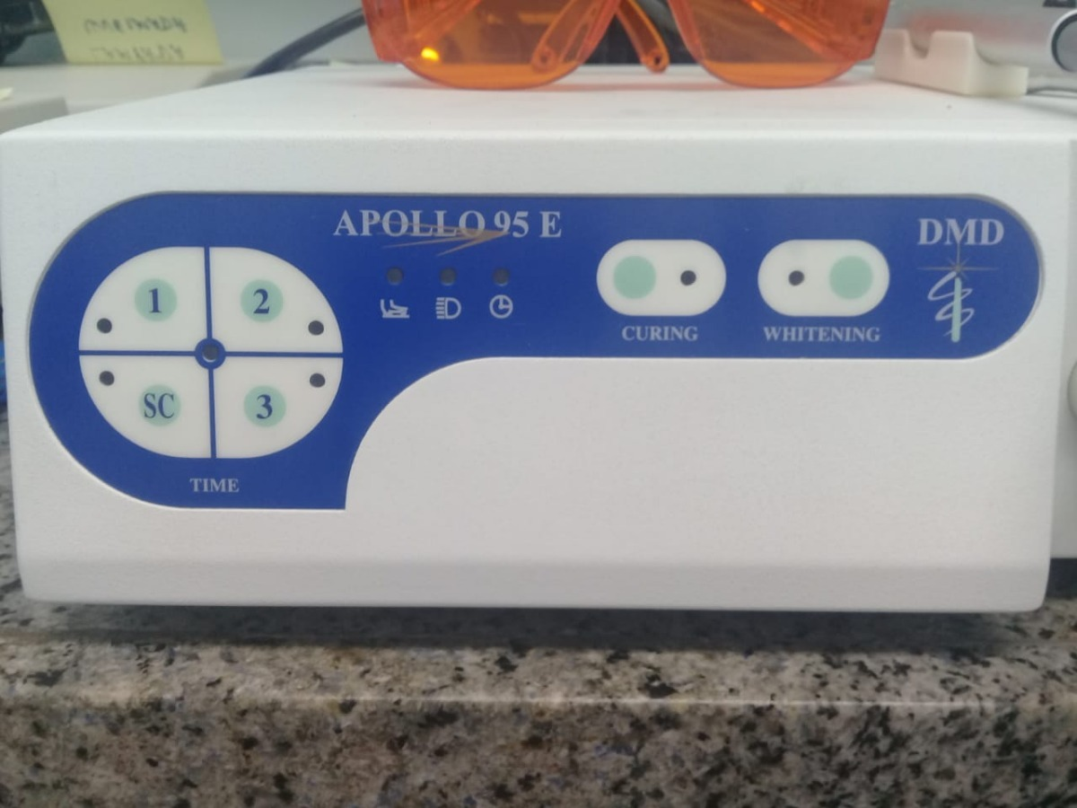 Laser Apollo95e Dmd - R  1.900,00 em Mercado Livre 116d202c82