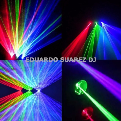 laser big dipper b10 rgb/3 rgb auto audio dmx luces dj esdj