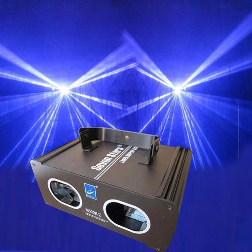 laser big dipper b500/2 doble azul 500mw original garantia!