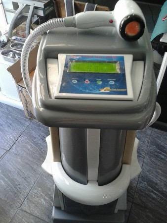 laser de diodo, sistema de barrido