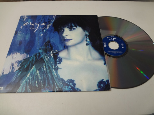 laser disc enya moon shadows