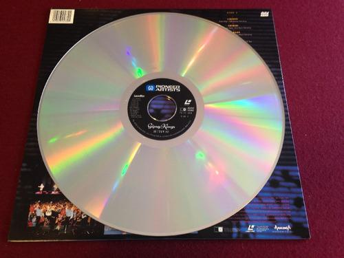 laser disc - ld - gipsy kings - live