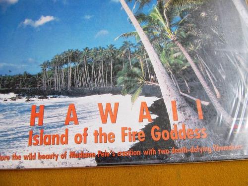 laser disc nature hawaii island of the fire goddess