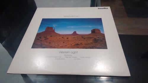 laser disc winham hill western light en formato laser disc