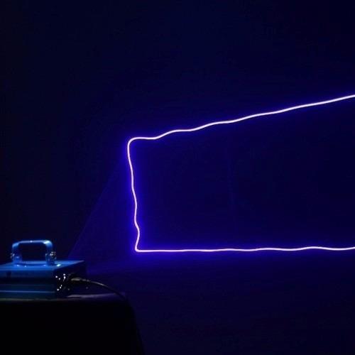 laser dj azul sunstar mystic dmx 300mw ritmico dj-discotecas