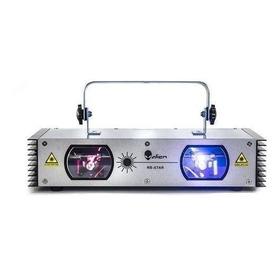 Laser Doble Rojo 150mw Azul 500mw Alien Mod: Rb Star