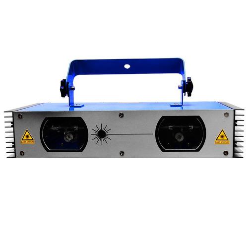 laser doble ryg 150mw por canal gran variedad de gobos xaris