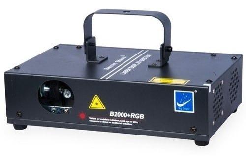laser full color big dipper b2000 300mw dmx scanner grafico