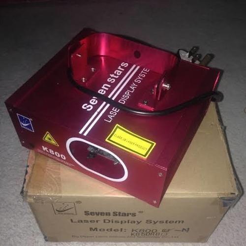 laser k800 duas cores 300mlv