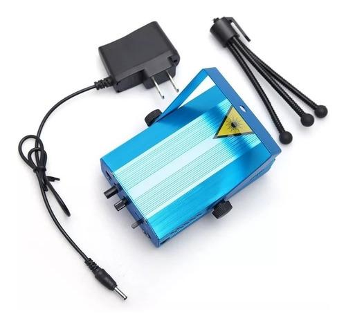 laser led multipunto lluvia audioritmico colores fiesta dj