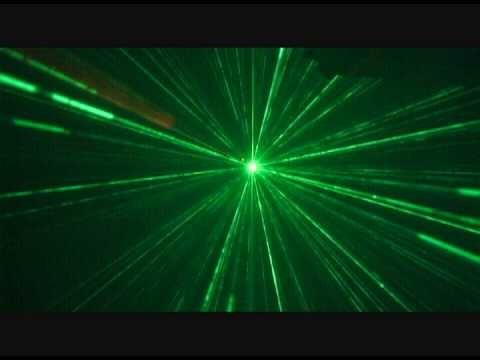 laser lluvia multipunto audioritmico fiestas