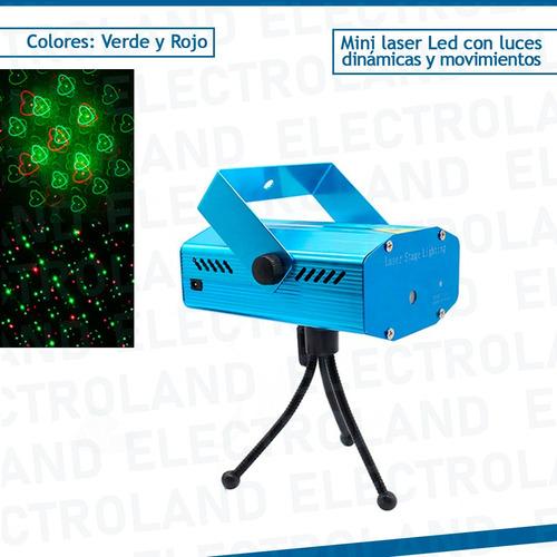 laser lluvia multipunto led  audioritmico fiesta dj boedo