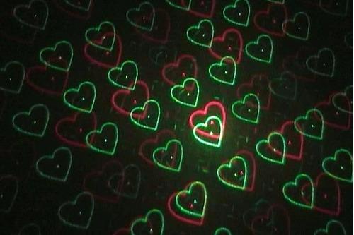 laser lluvia multipunto led audiorritmico dj colores fiesta