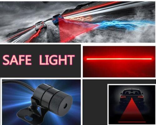 laser luz seguridad anti choque nissan mazda ford toyota kia