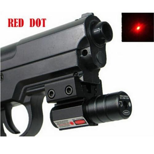 laser mira  punto rojo