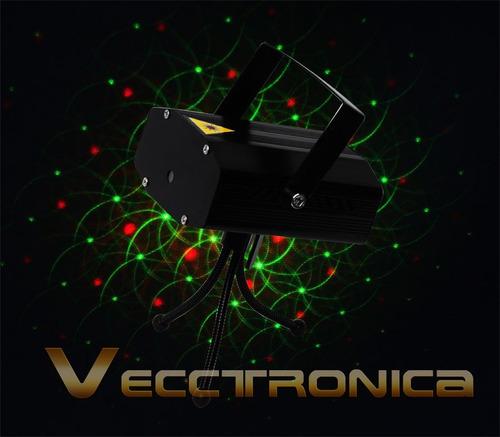 laser multiformas tipo star shower es como lo vio en tv wow
