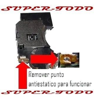 laser ps2 slim lente lector optica pvr-802w playstation2 env