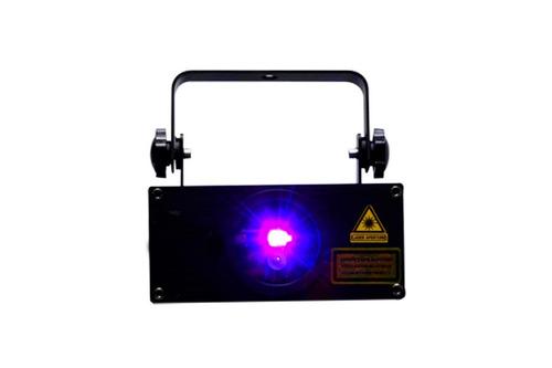 laser rgb multicolor con más de mil combinaciones