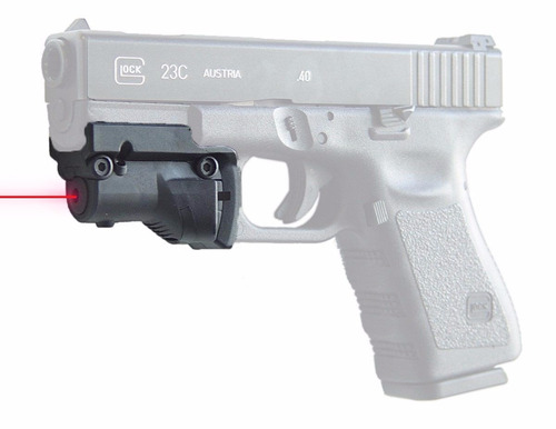 laser rojo, glock airsoft