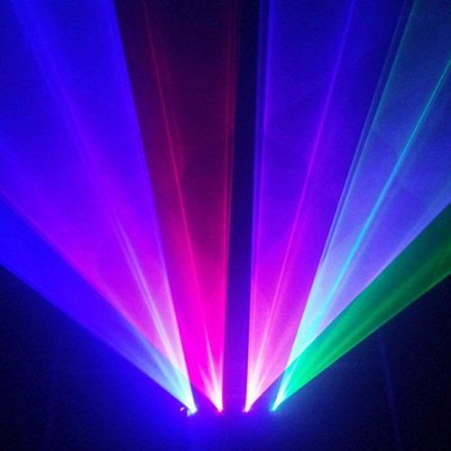 laser rojo verde azul rosa b102 rgbp big dipper 4 bocas dmx