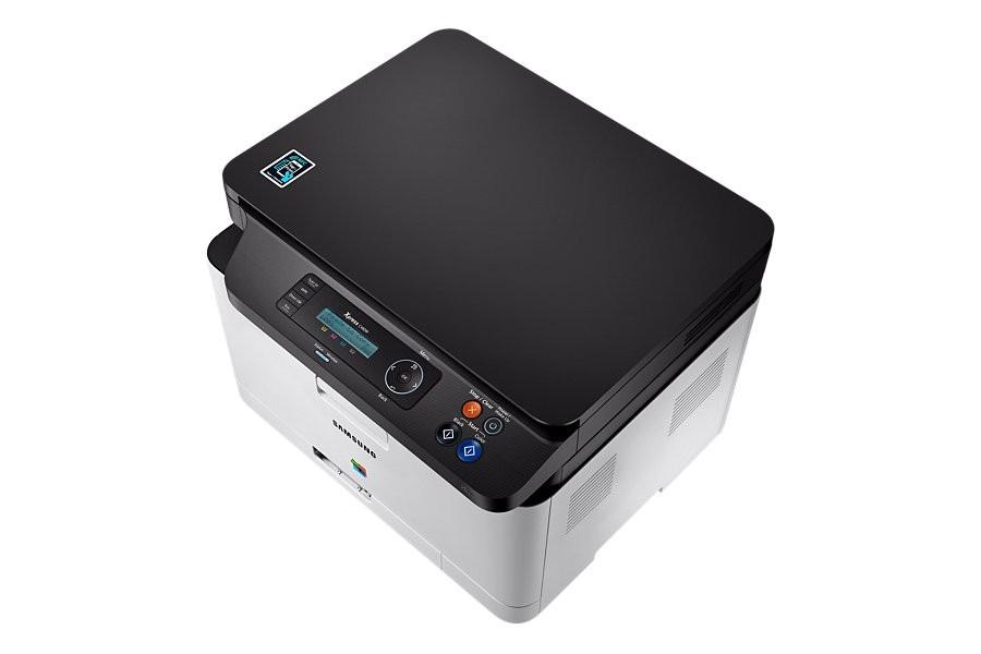 Impresora Laser Multifuncional Color Samsung Sl C480w