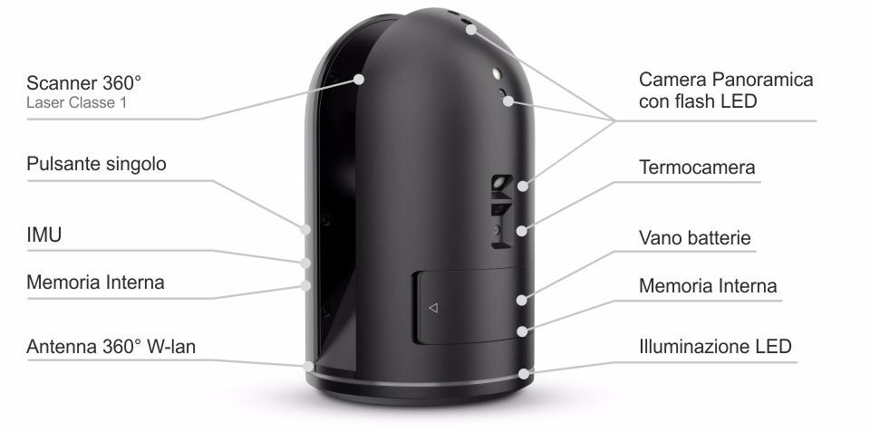 Laser Scanner 3d Leica Blk360 R 99 990 00 Em Mercado Livre