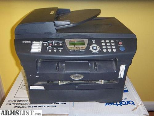 laser scanner printhead p/ brother mfc7820n