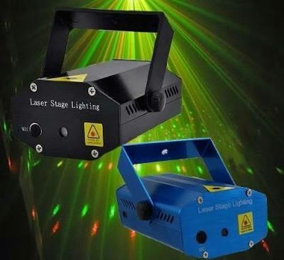 laser stage light sincronizados nuevos