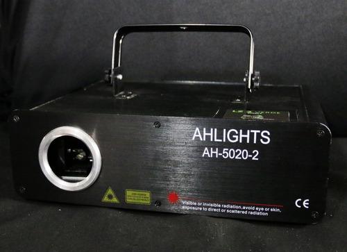 laser verde ah5020 - 2 semi novo/ pouco uso 1000mw