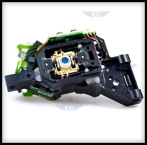 laser xbox lente