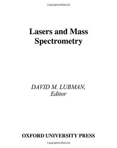 láser y espectrometría de masas (serie oxford en ciencias